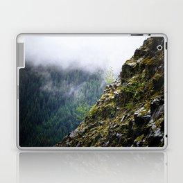 Rocky Cliff Face Laptop & iPad Skin