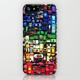 gridlock spectrum  iPhone Case