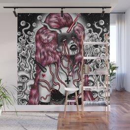 Tentacle Temptress Wall Mural