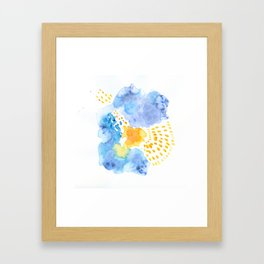 Loving Kindness Framed Art Print