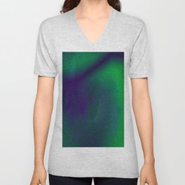 Boreal abstract Unisex V-Neck