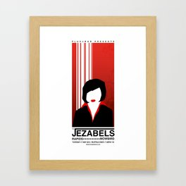 Jezabels Framed Art Print