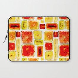 Juicy cubism Laptop Sleeve