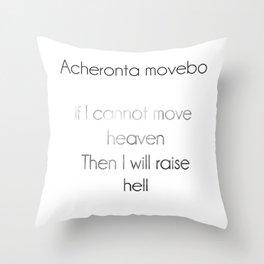 Sebastian Morgenstern Throw Pillow
