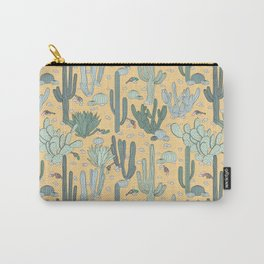 Succulent Guns Carry-All Pouch