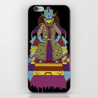 wizard iPhone & iPod Skins featuring Wizard by Samuel Bell