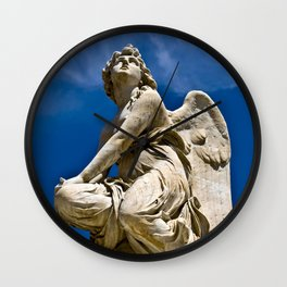 Song of the Angels Wall Clock