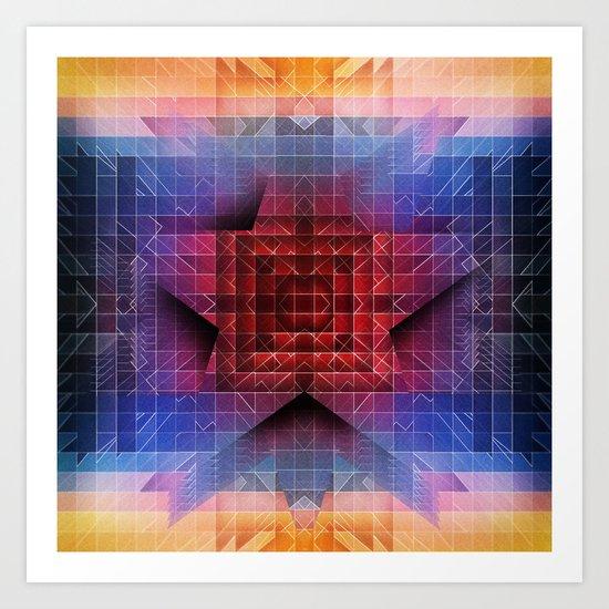 Cherub Under the Microscope: 5 Art Print