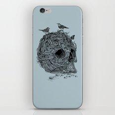 Skull Nest iPhone Skin