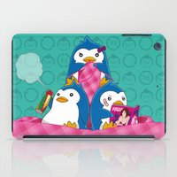 hentai iPad Cases featuring 1-2-3 / We are Family! by Yue Graphic Design