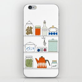 Scandinavian Pantry iPhone Skin