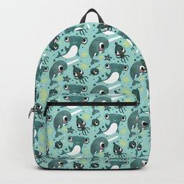 Sea Monsters Backpack