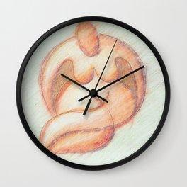 Bullet Wall Clock
