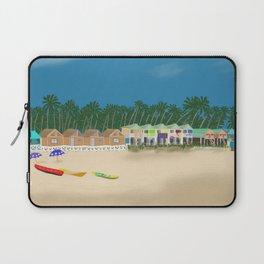 Palolem Beach in Goa Laptop Sleeve