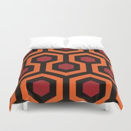 The Shining by Adam Armstrong Duvet Cover