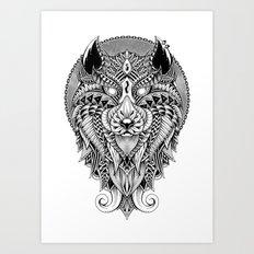 Wild Spirit Art Print