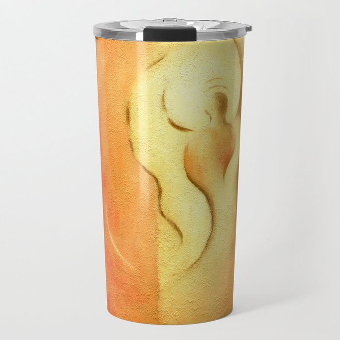 Angel of joy and creativity Travel Mug