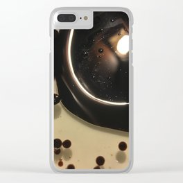 Balsamic Gastronomy Clear iPhone Case