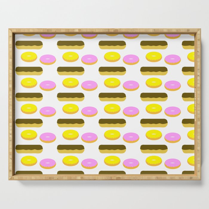donuts fry cake Serving Tray