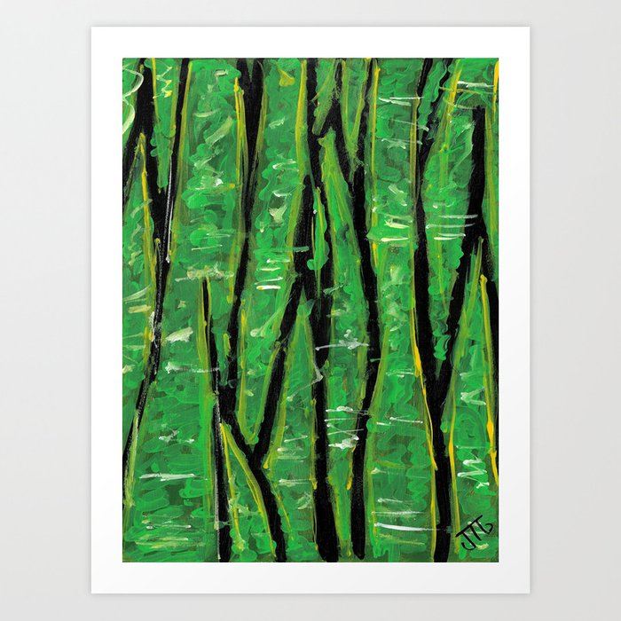 """Snake Plant"" Art Print"