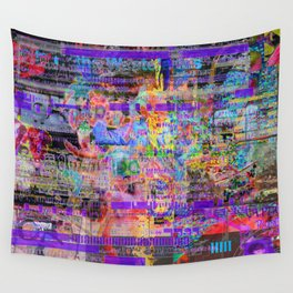 Where Are We Now? Wall Tapestry