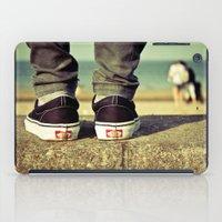 vans iPad Cases featuring vans II. by Zsolt Kudar