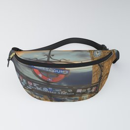Big Ben London City Fanny Pack