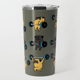 OLYMPIC LIFTING PUG Travel Mug