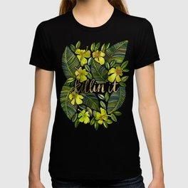 Killin' It – Tropical Yellow T-shirt