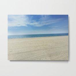 Beach & Ocean Metal Print
