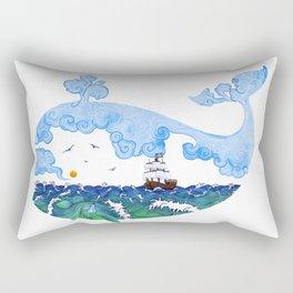 Marine adventure Rectangular Pillow