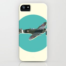 A Brief History of Aviation iPhone Case