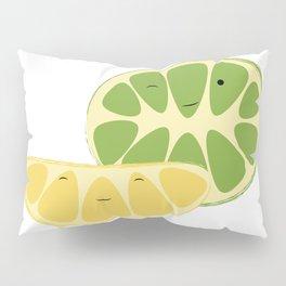 Lemon & Lime Zest Friends Pillow Sham