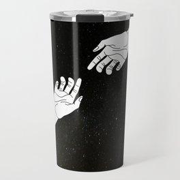 Find me among the stars Travel Mug