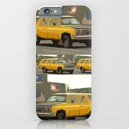 Eric's New Age Suburban Dream iPhone Case