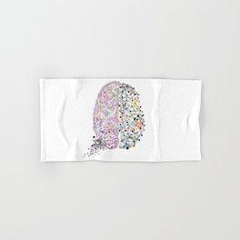 the Brain Hand & Bath Towel