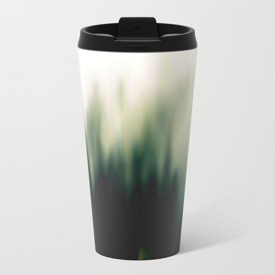 Foggy forrest 2 Travel Mug