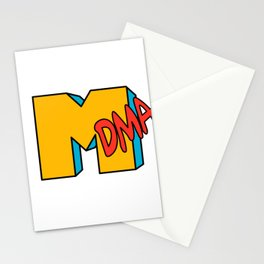 MDMA MTV parody Stationery Cards