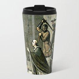 Murder of Thomas Becket Travel Mug