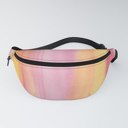 17    190728   Romance Watercolour Painting Fanny Pack