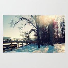 Winter's Blanket Rug