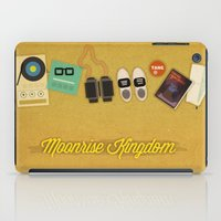 moonrise kingdom iPad Cases featuring Moonrise Kingdom by Lindsey Pudlewski