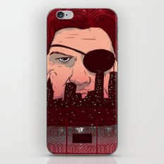 Escape from NY iPhone & iPod Skin