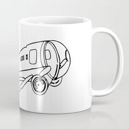 CSULB Shark Lab SOS II Coffee Mug