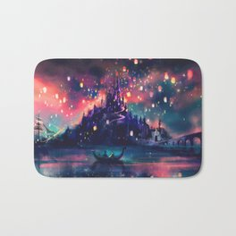 The Lights Bath Mat