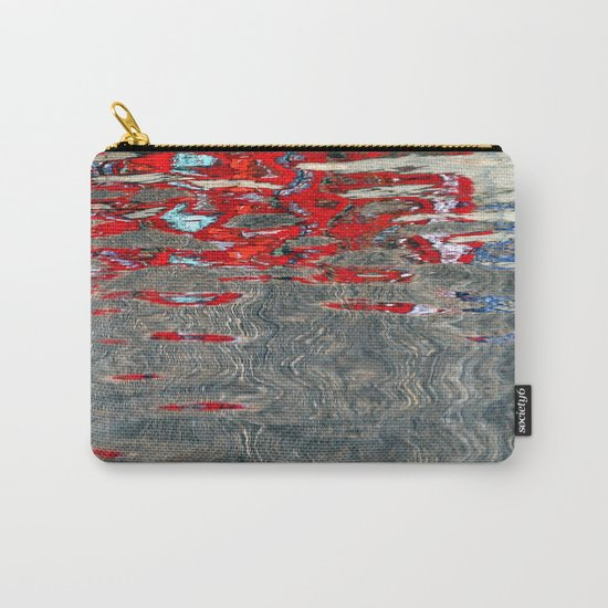 red water Carry-All Pouch