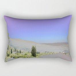 Chromascape 1 (cyprus) Rectangular Pillow