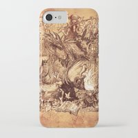 medieval iPhone & iPod Cases featuring Medieval by TheMagicWarrior