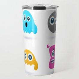 Valentines gift edition : Creatures Travel Mug