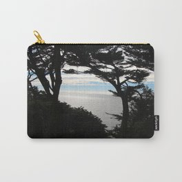 Shadows in the Bay - San Francisco, CA Carry-All Pouch